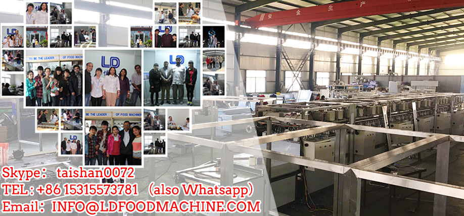 stainless steel 600kg/h blanched peanut production line CE/ISO9001