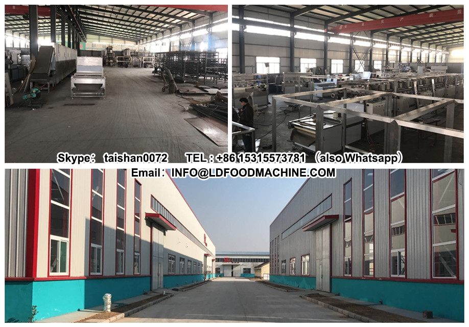 Factory Supply Automatic Instant  Processing Production Line