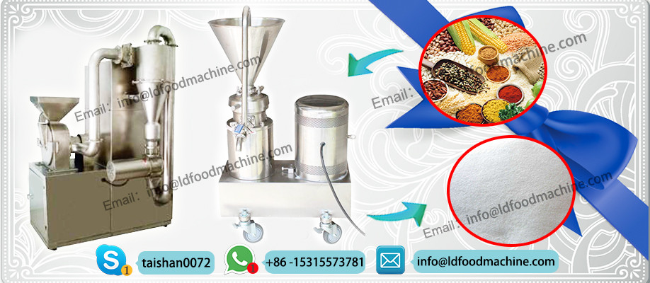 Supply Highly flexible electric Peanut butter Colloid Mill