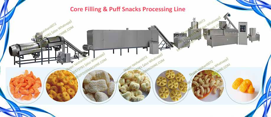 Tapioca Chips Production machinerys
