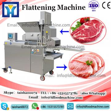 304 Stainless steel Automatic flattening machinery for steak food