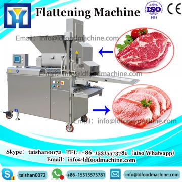 Fresh Meat Beef or Chicken Meat Flattening machinery