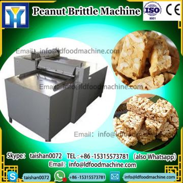 Automatic Enerable Peanut Brittle candy Make Snack Protein Granola Bar Linha de Produ??o Cereal Bar M