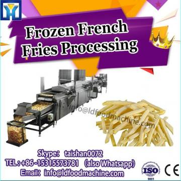 300-2000kgh LD Automatic Factory Batata Frozen French Frits Equipamentos