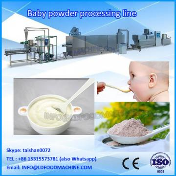 2014 best Sale nutritionnal Rice Powder Linha de product / baby rice powder machinery / LD with ce