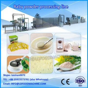 nutrition extrudida baby rice powder make machinery