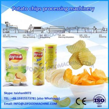 Popular alto eficiente Shandong LD Frying Snacks extrusora