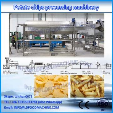 High Output Shandong LD Extruded Fried Pellets Food Equipment