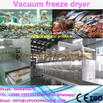 China Hot Sale Fruit Vegetable Lyophilizer machinery