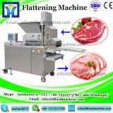 China Made Burger Chicken Breast Flattening machinery