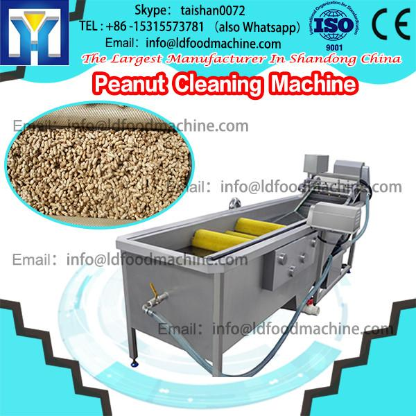 wheat maize peanut flax seed cleaning equipment dry mung bean grain cereal cleaning machinery #1 image