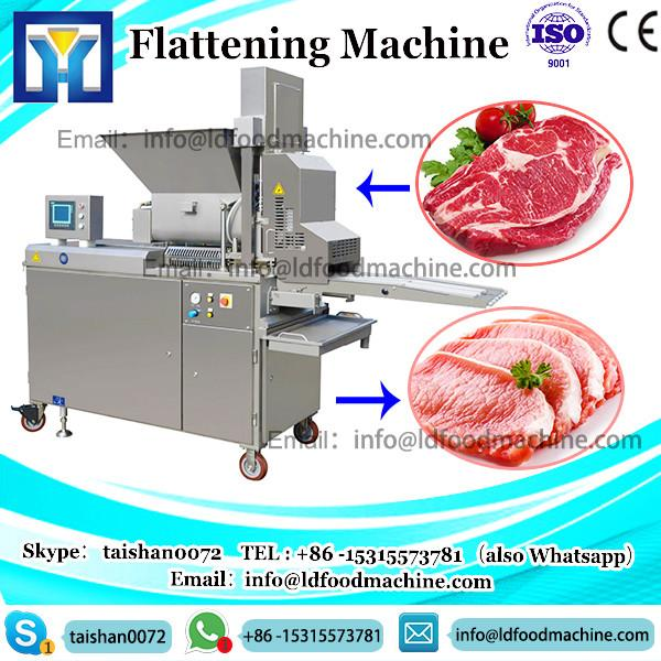 Automatic Fresh Meat Flattening machinery For Steak Processing #1 image