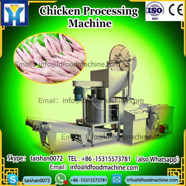 Especializado em Frozen Frozen Chicken Feet Cutter / Chicken Paw Cutting machinery Pre?o #1 image