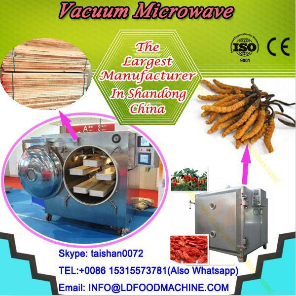 Microwave Laboratory Vacuum Drying Oven From China Manufacturer #1 image