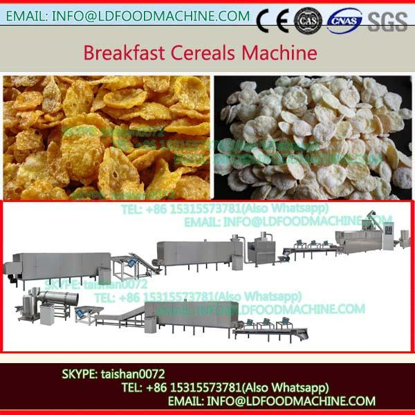 CE Standard Cereal Corn Flakes Extrusion machinery #1 image