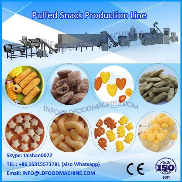 Fried Tortilla Chips Manufacturing Equipment #1 image
