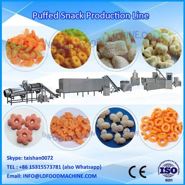 Chips de mandioca Snacks Manufacturing machinerys By174 #1 image