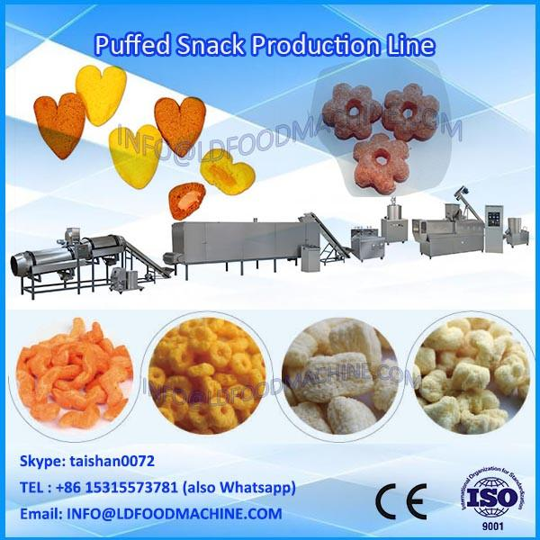 Nachos Chips Manufacturing Plant Equipment #1 image
