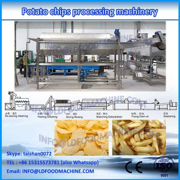 Shandong LD Screw Shell Chips Pellet Extruding Process Line #1 image