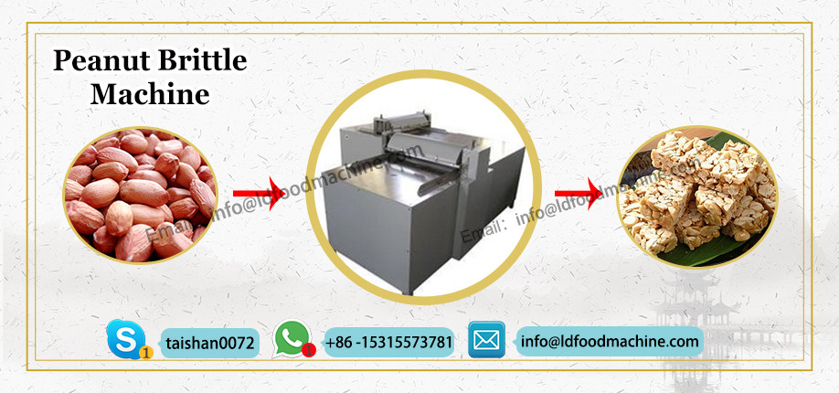 Factory Supply Automatic Snack Cereal Granola Bar make machinery/Production Line