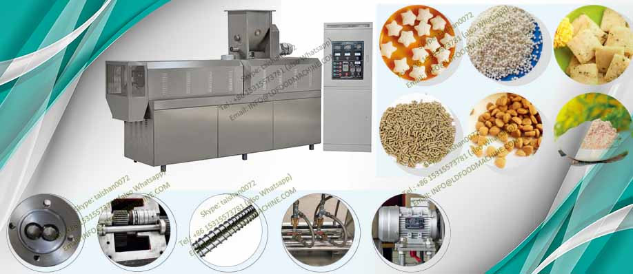 Manufacturing machinerys for Potato Chips Production Baa215