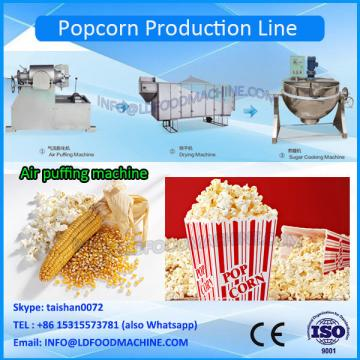 Hot Sale Chinese Favourite Popcorn Machinery Commercial