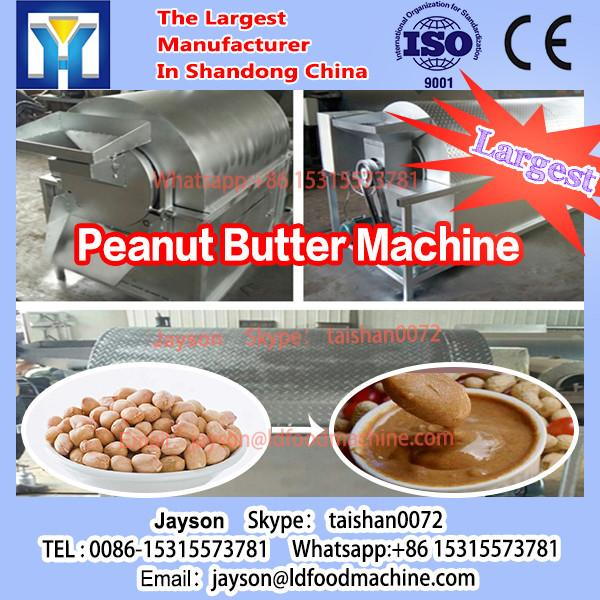 4kw Sesame Jam Peanut Butter machinery, Colloid Mill 50 - 80kg / h #1 image
