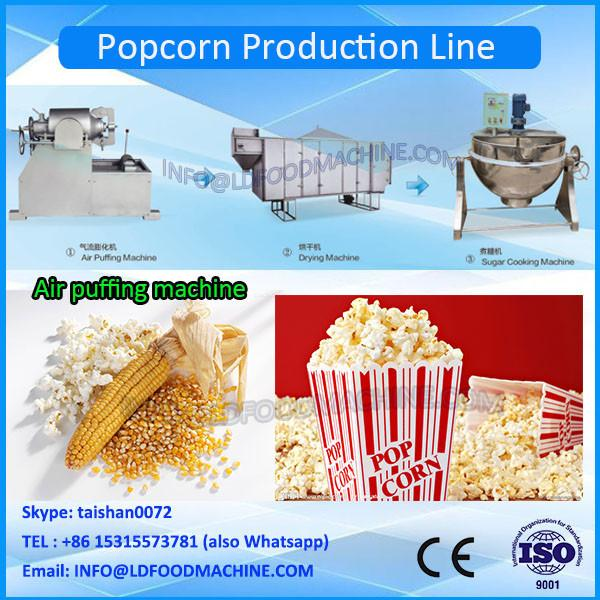 Hot Sale Chinese Favourite Popcorn Machinery Commercial #1 image
