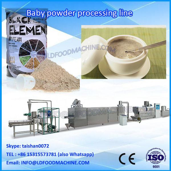 CE ISO Bom pre?o Double Screw Hot Sale Automatic Alta qualidade DZ80 baby Food make machinery #1 image