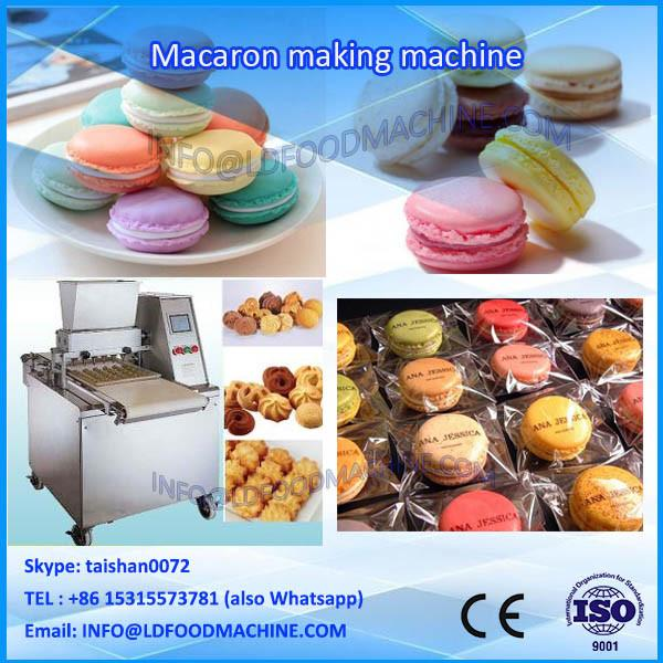 SH-CM400/600 different shape cookie make machinery #1 image